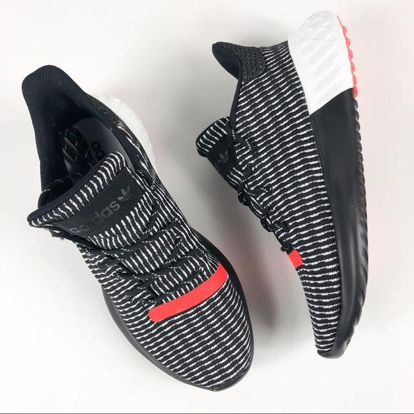 623dfbac6ab5 Adidas Tubular Dusk Primeknit sneaker shoes. NWT. adidas.  M 5c203fe1d6dc525c58cf41fd. M 5c203fe3194dadd672903274.  M 5c203fe4a5d7c6a4d36f1855